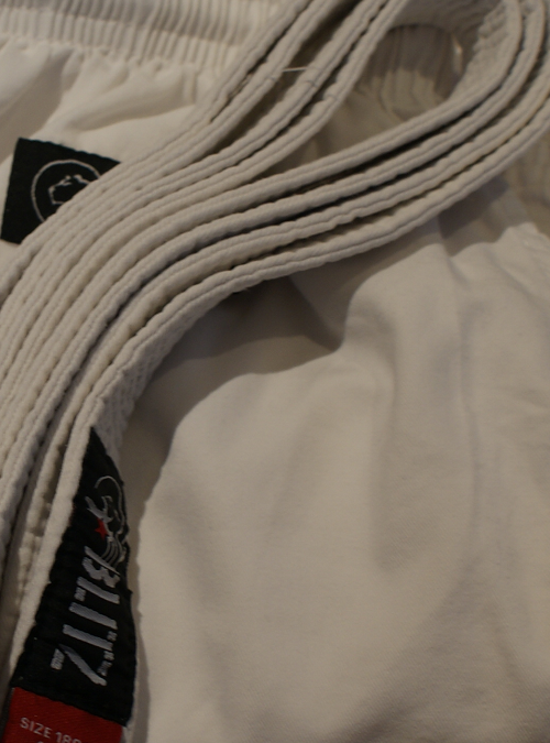 View from the bottom – thoughts from a white belt