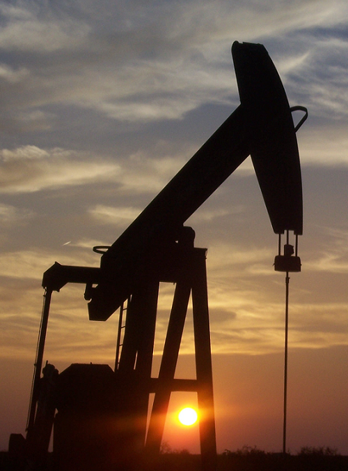 The price of oil and pension schemes